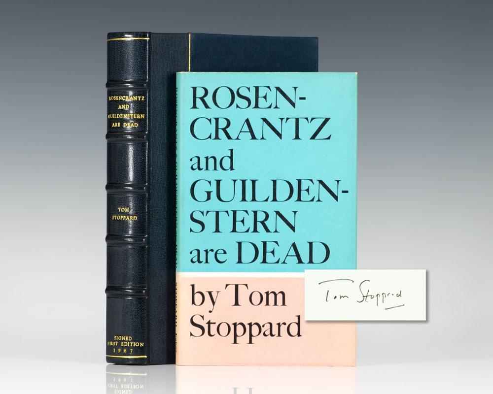 Rosencrantz & Guildenstern Are Dead.