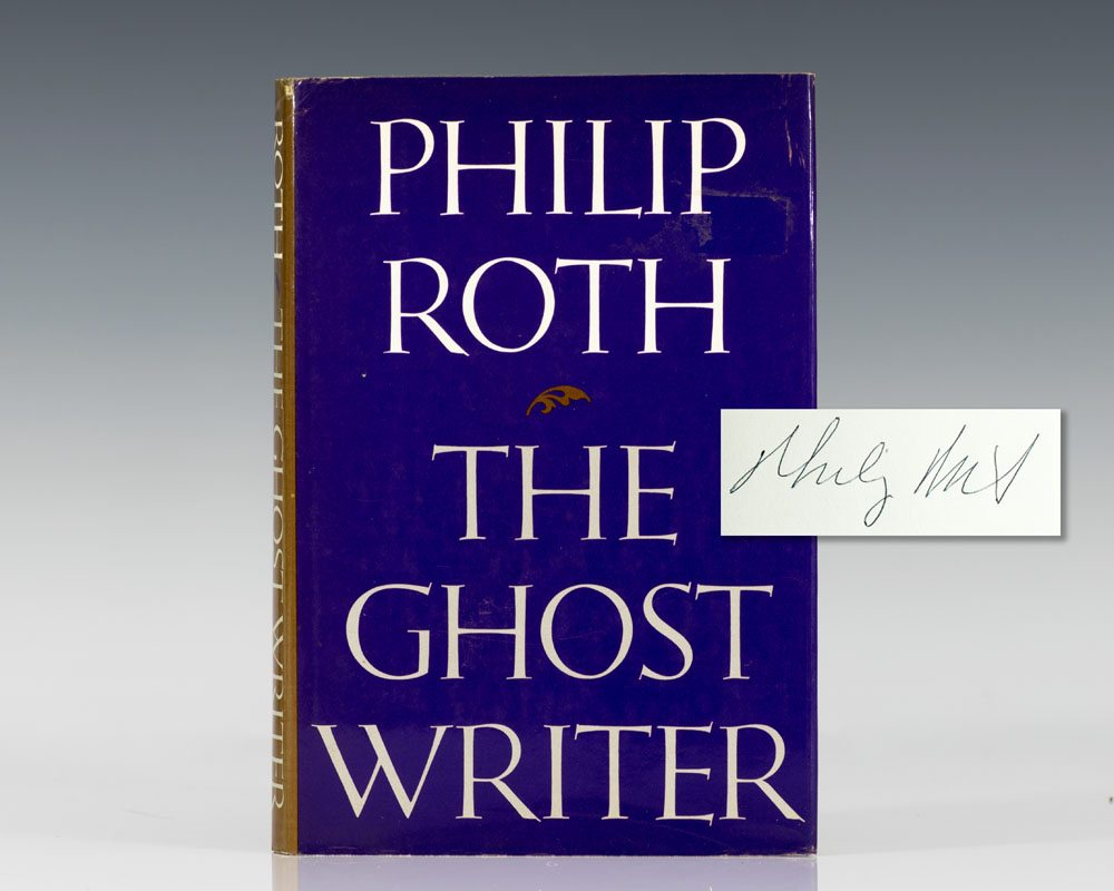 The Ghost Writer.