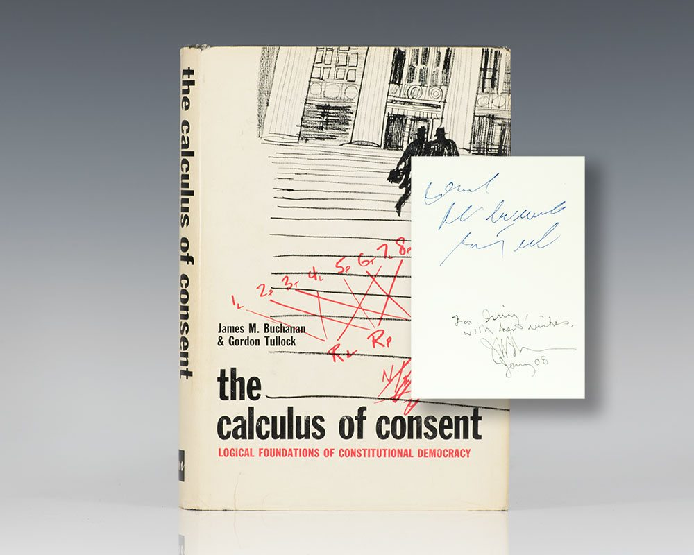 The Calculus Of Consent.