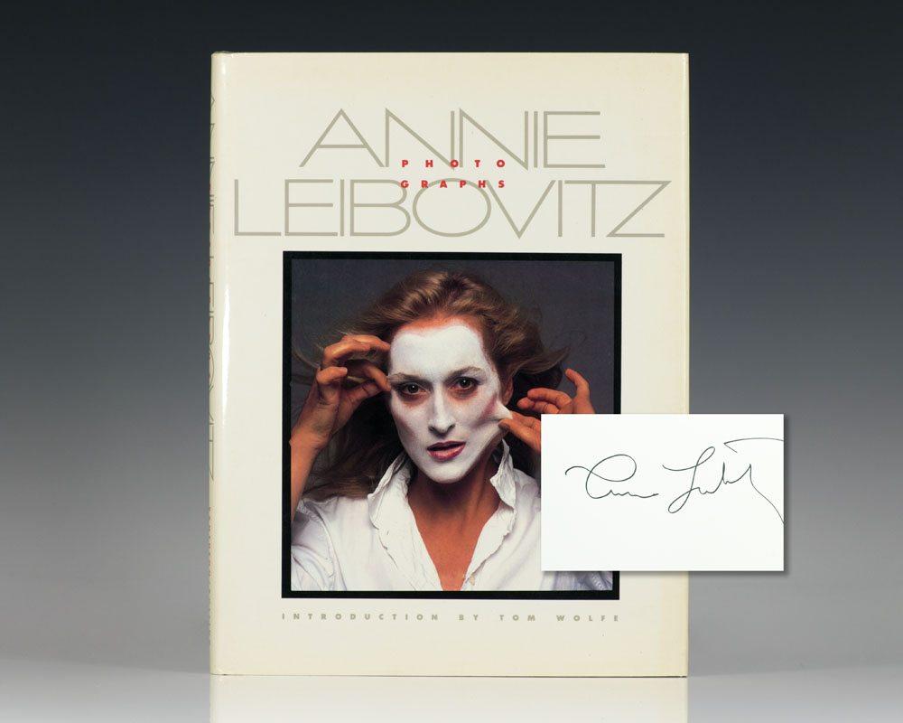 Annie Leibovitz: Photographs.
