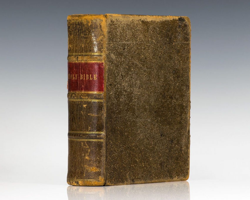 The Bible. Translated according to the Ebrew and Greeke, and conferred with the best translations in diuers languages.