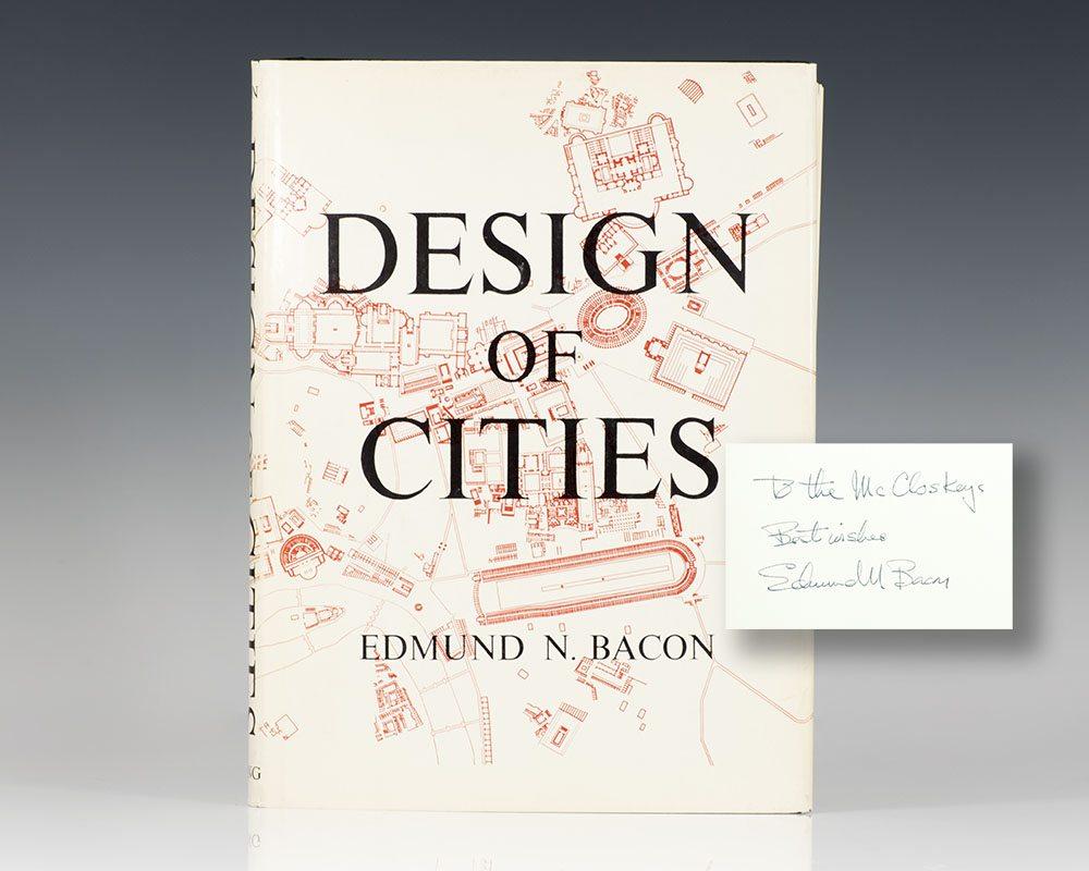Design of Cities.