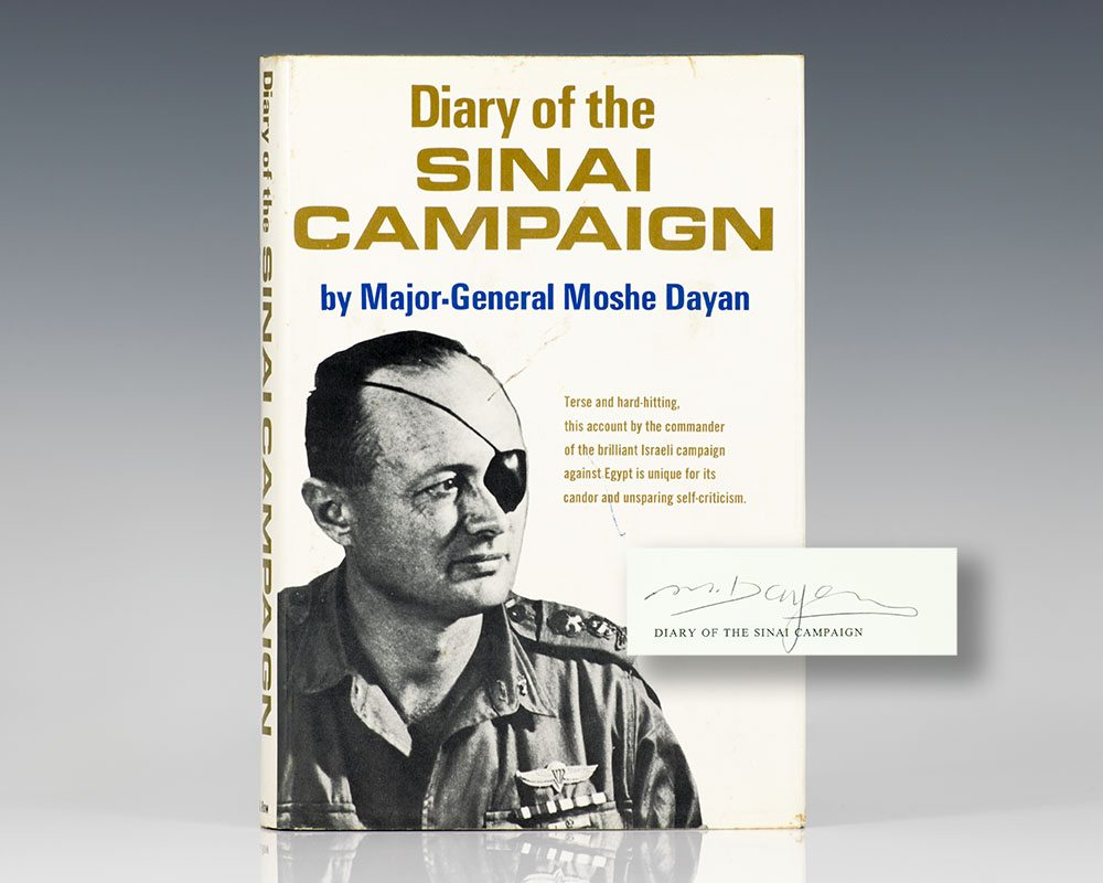 Diary Of The Sinai Campaign.