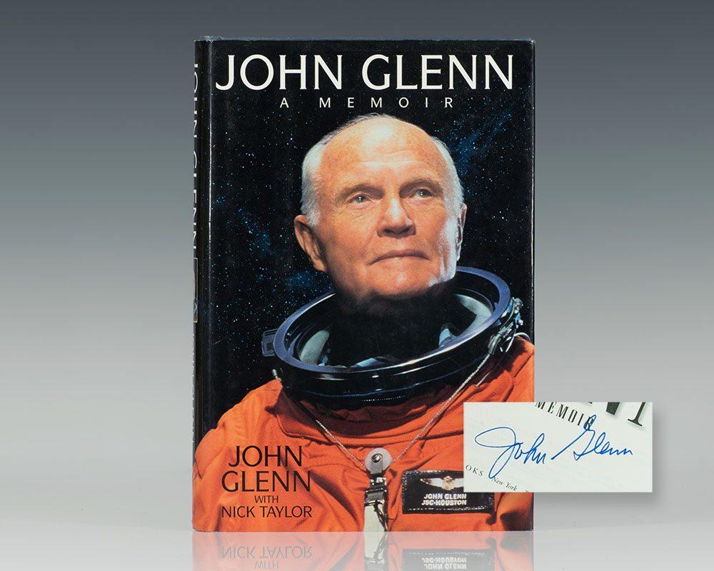 John Glenn: A Memoir.