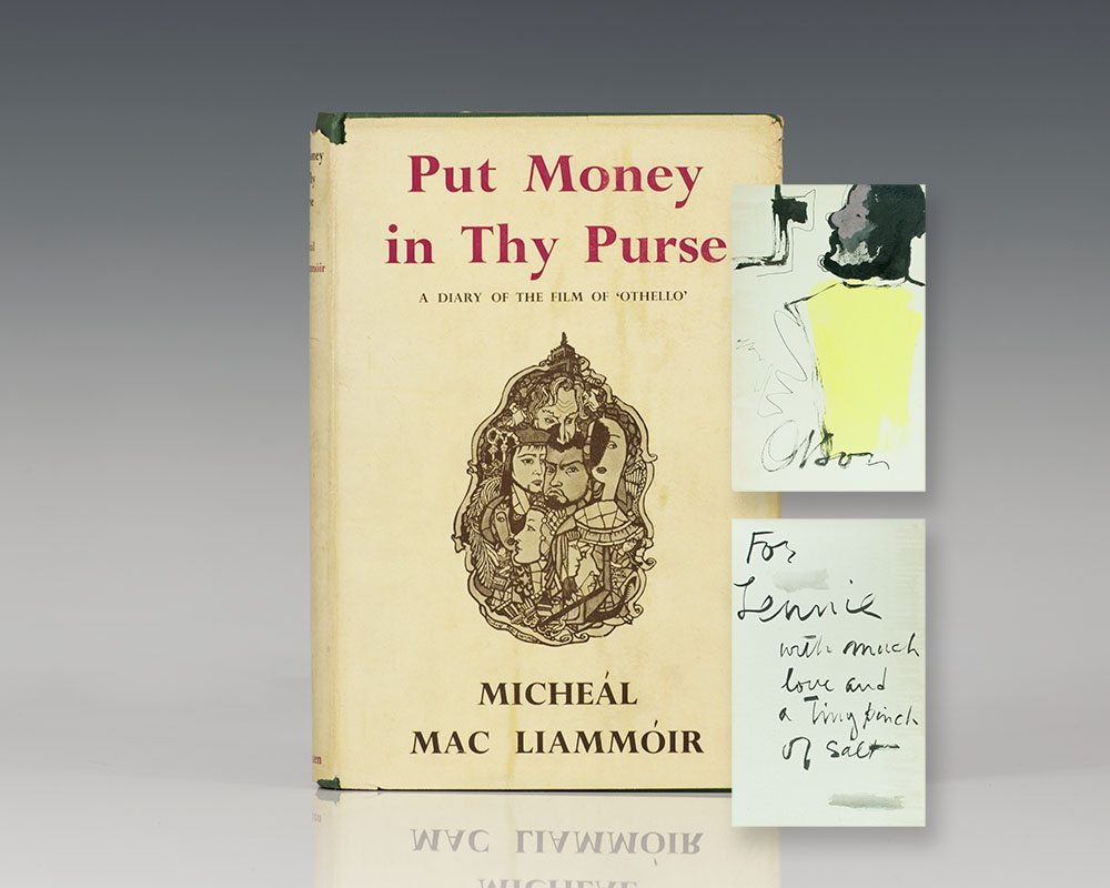 Put Money In Thy Purse: A Diary of the Film Othello.