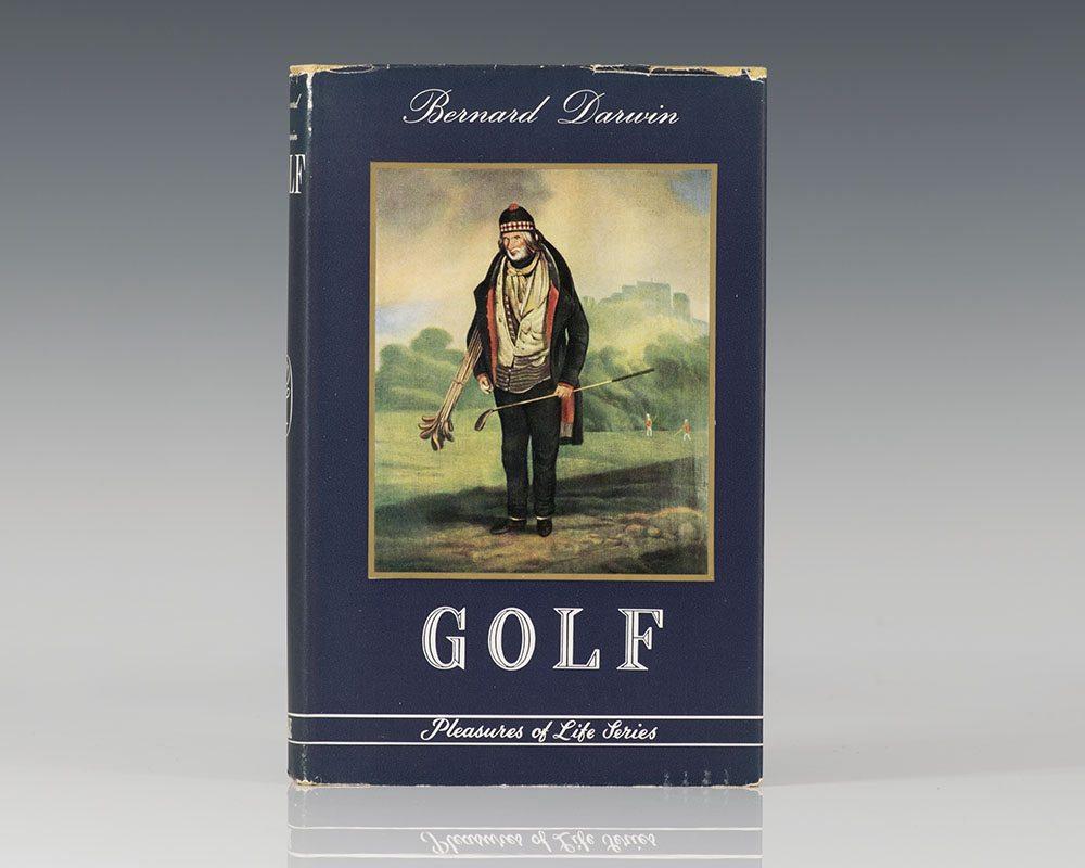 Golf: Pleasures of Life Series.