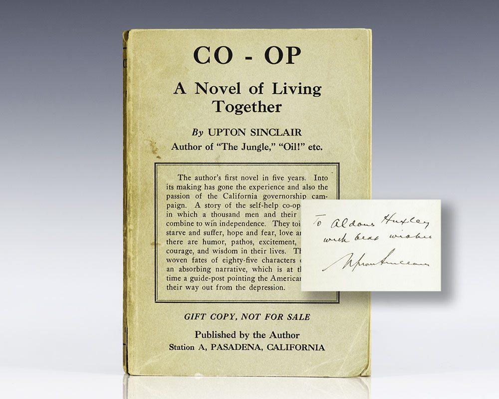 Co-op: A Novel of Living Together.