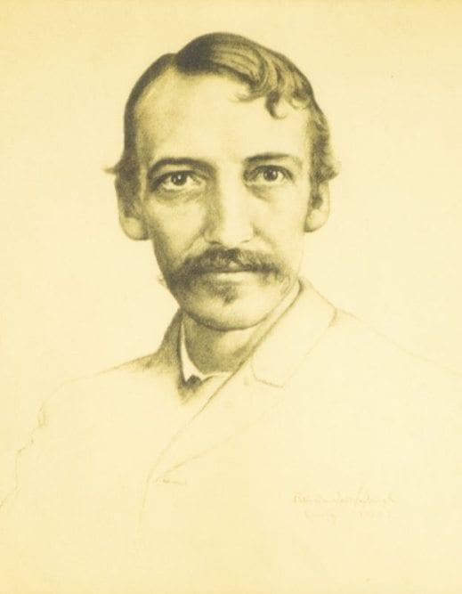Robert Louis Stevenson Autographed Signed Letter.