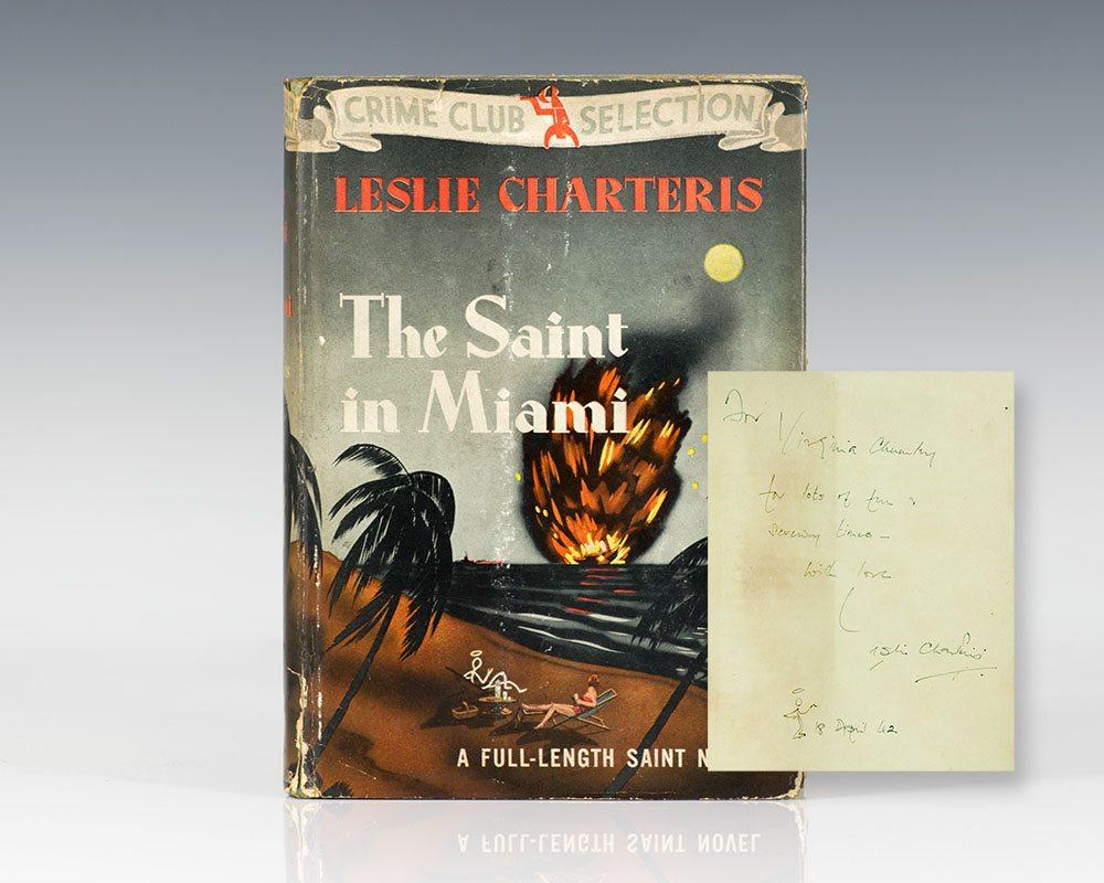 The Saint in Miami.