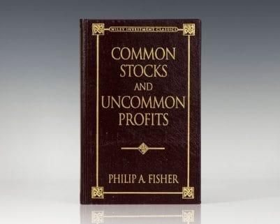 Common Stocks and Uncommon Profits.