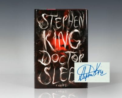 Doctor Sleep: A Novel.