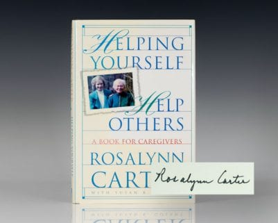 Helping Yourself Help Others: A Book for Caregivers.