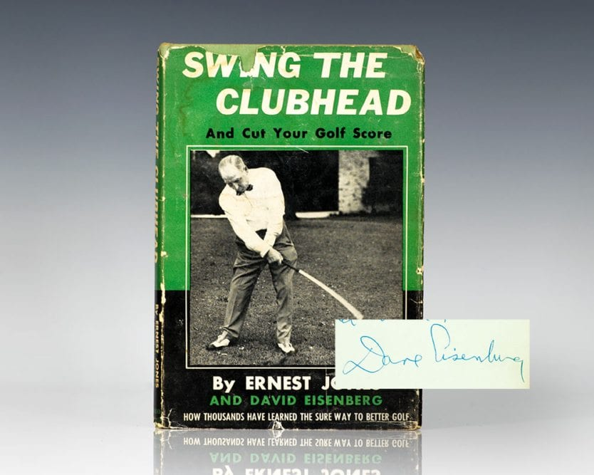 Swing The Clubhead And Cut Your Golf Score.