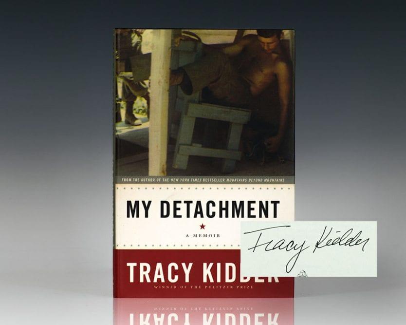 My Detachment: A Memoir.