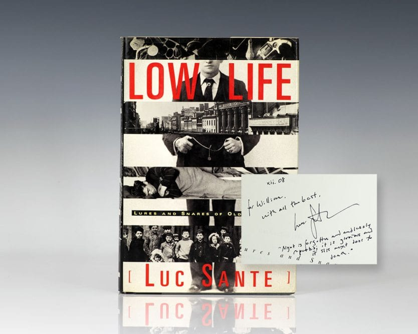 Low Life: Lures and Snares of Old New York.