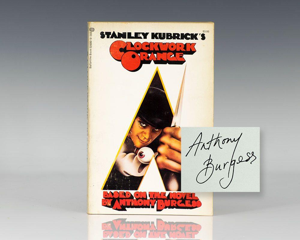 Stanley Kubrick's Clockwork Orange.