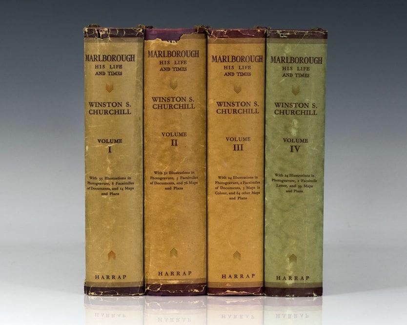 Marlborough His Life and Times.