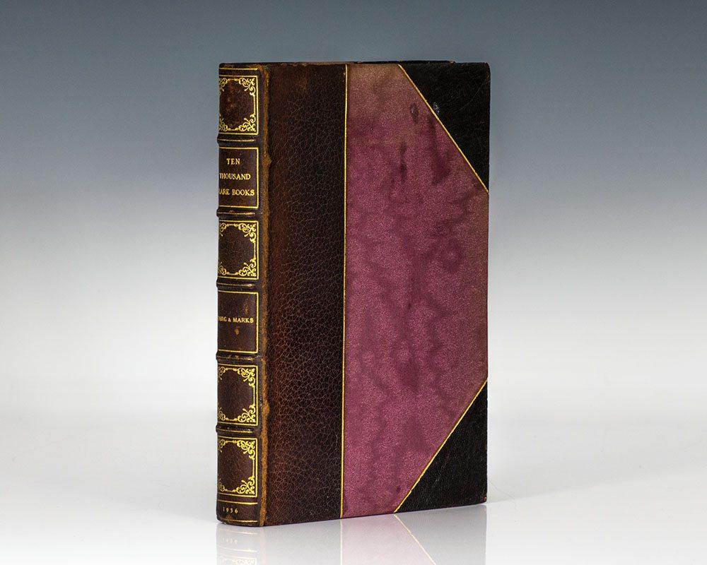 Ten Thousand Rare Books.