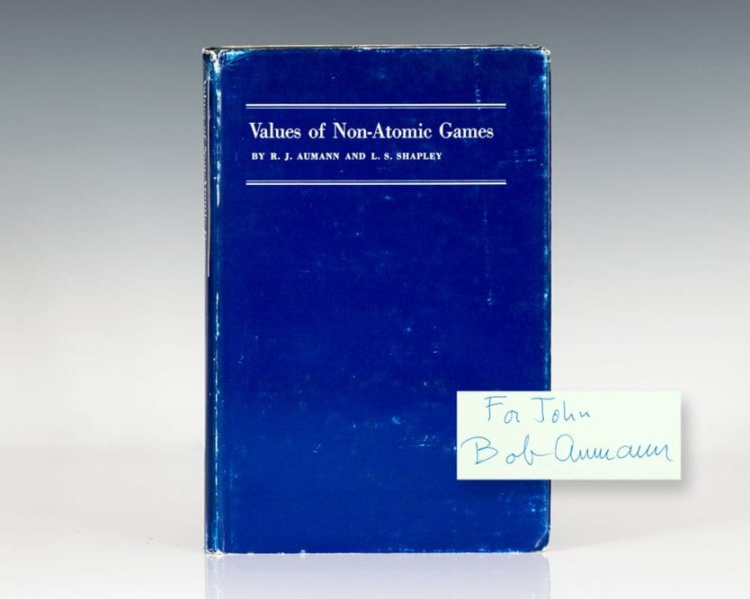 Values of Non-Atomic Games.