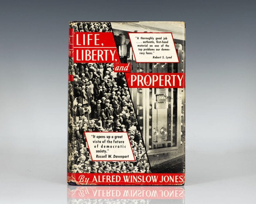 Life, Liberty, and Property: A Story of Conflict and a Measurement of Conflicting Rights.