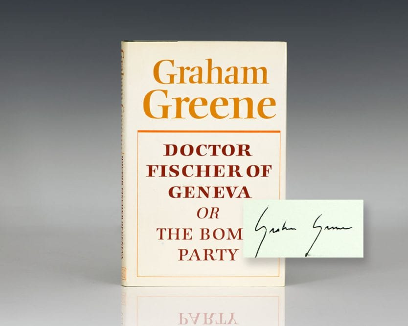 Doctor Fischer of Geneva or the Bomb Party.