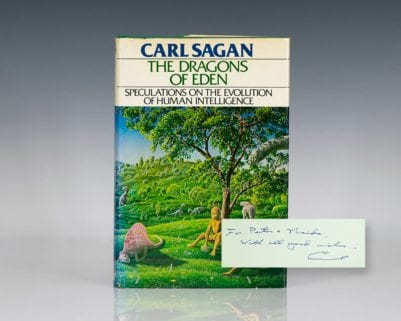 The Dragons of Eden: Speculations on the Evolution of Human Intelligence.