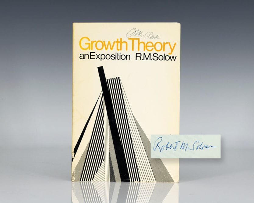 Growth Theory: An Exposition.