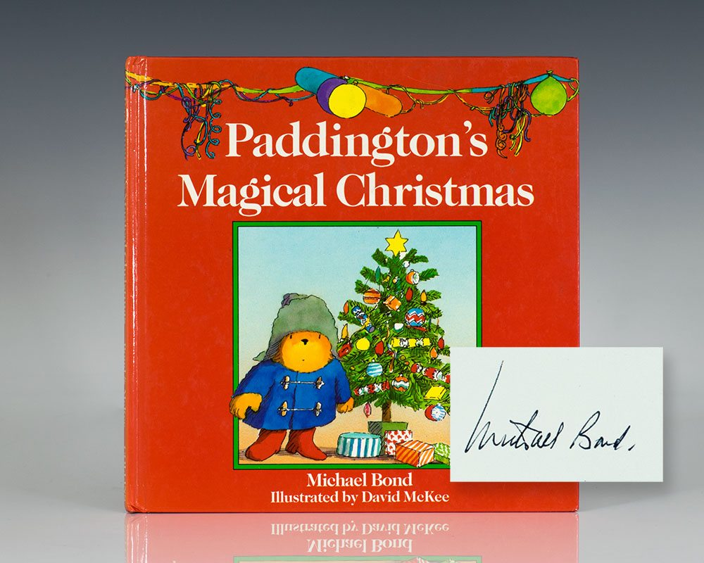 Paddington's Magical Christmas.
