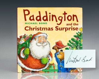 Paddington and the Christmas Surprise.