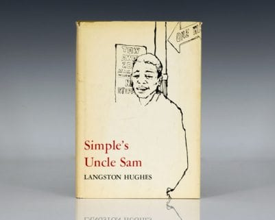 Simple's Uncle Sam.