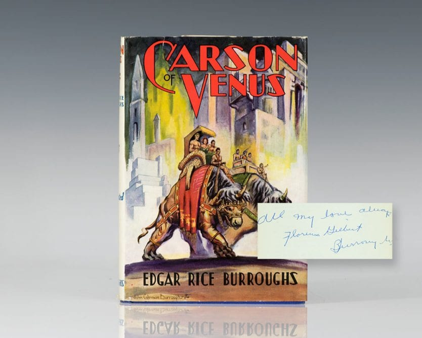 Carson of Venus.