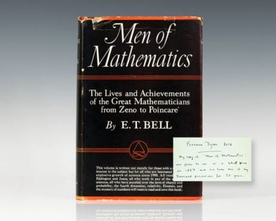 Men of Mathematics.