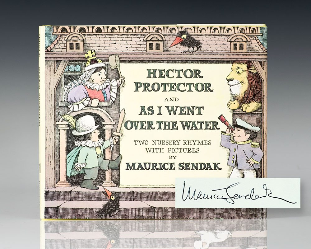 Hector Protector and As I Went Over the Water: Two Nursery Rhymes.