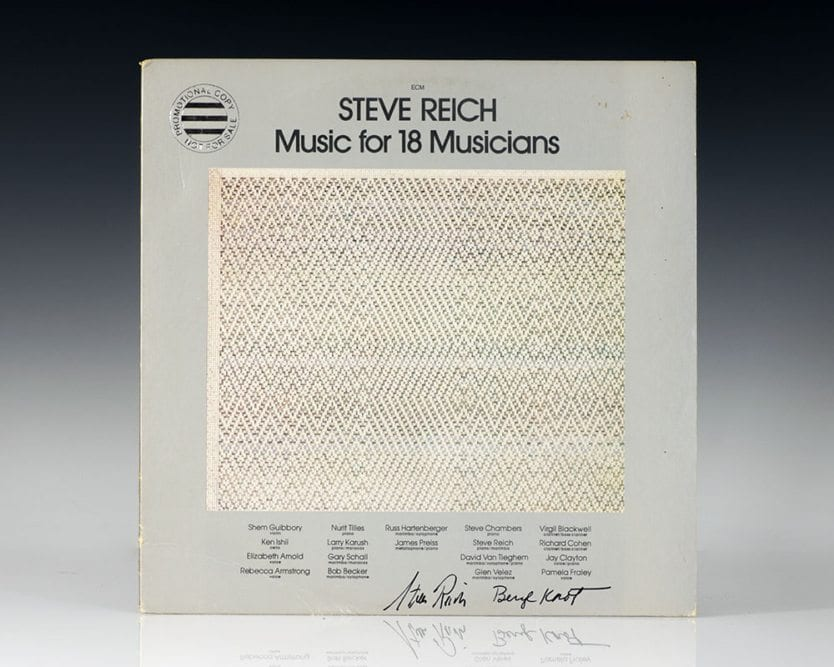 Music For 18 Musicians.
