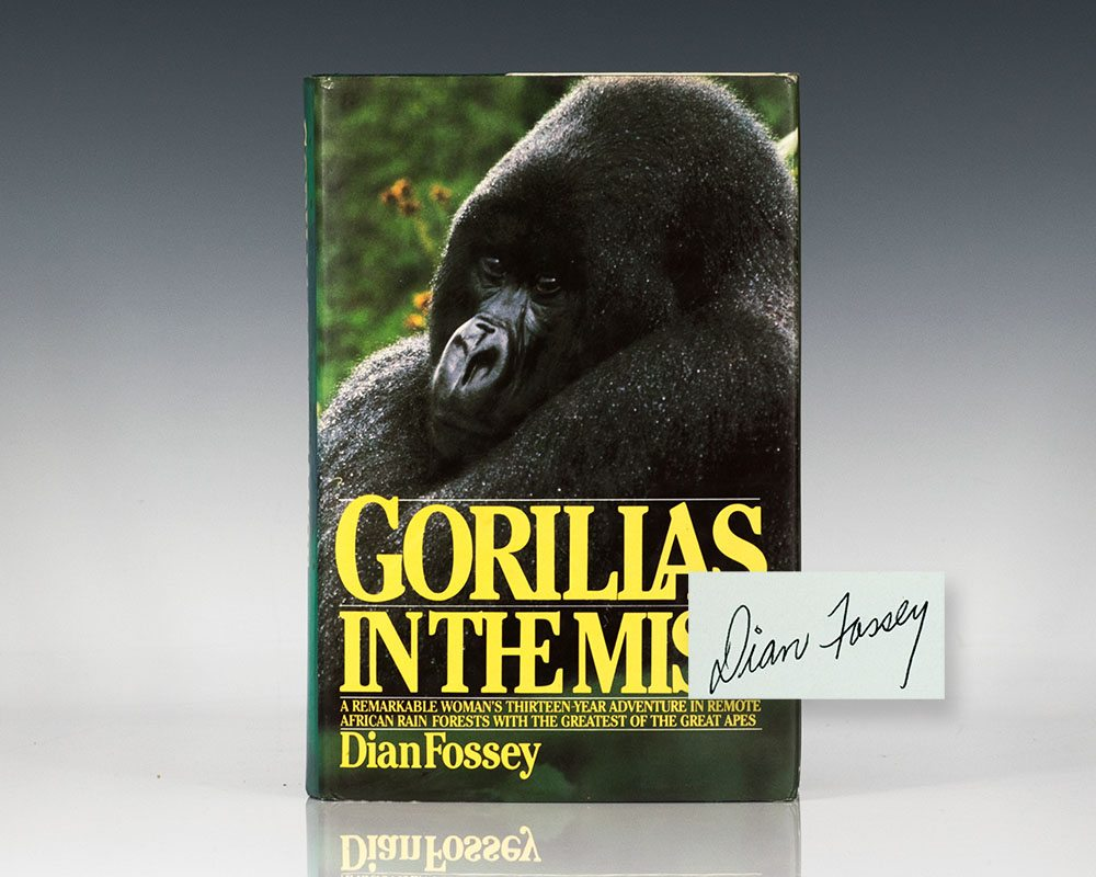 an analysis of the gorillas in the mist by dian fossey
