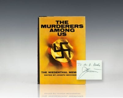 Murderers Among Us: The Simon Wiesenthal Story.