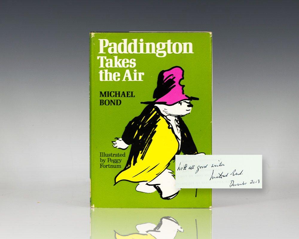 Paddington Takes The Air.