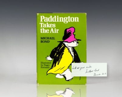 Paddington Takes The Air.