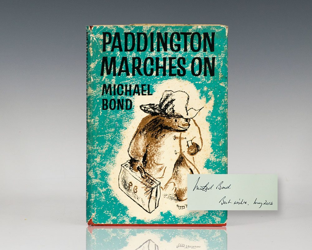 Paddington Marches On.