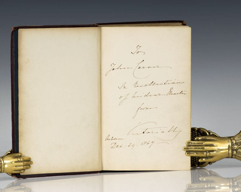 The Early Years of His Royal Highness the Prince Consort compiled under the direction of Her Majesty the Queen.
