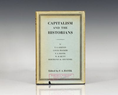 Capitalism and the Historians.