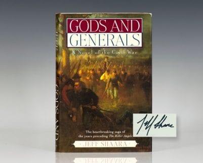 Gods And Generals: A Novel Of The Civil War.