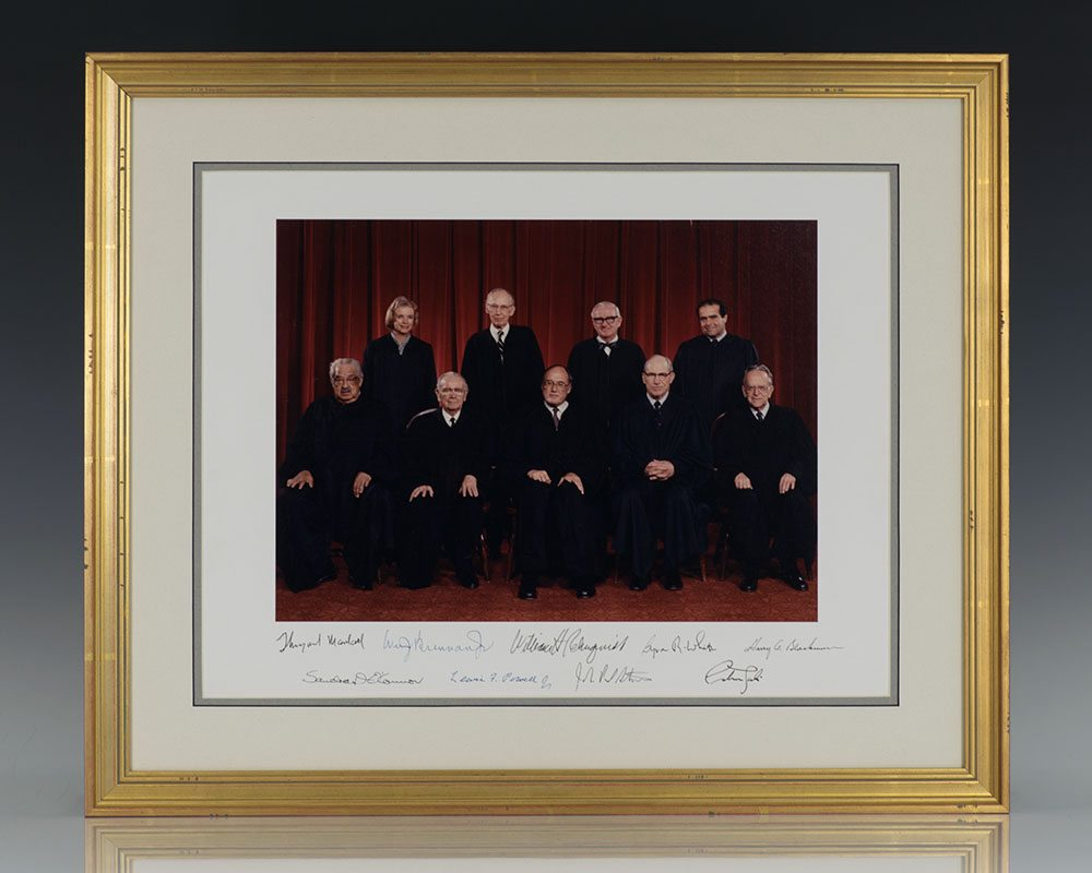 Rehnquist Supreme Court.