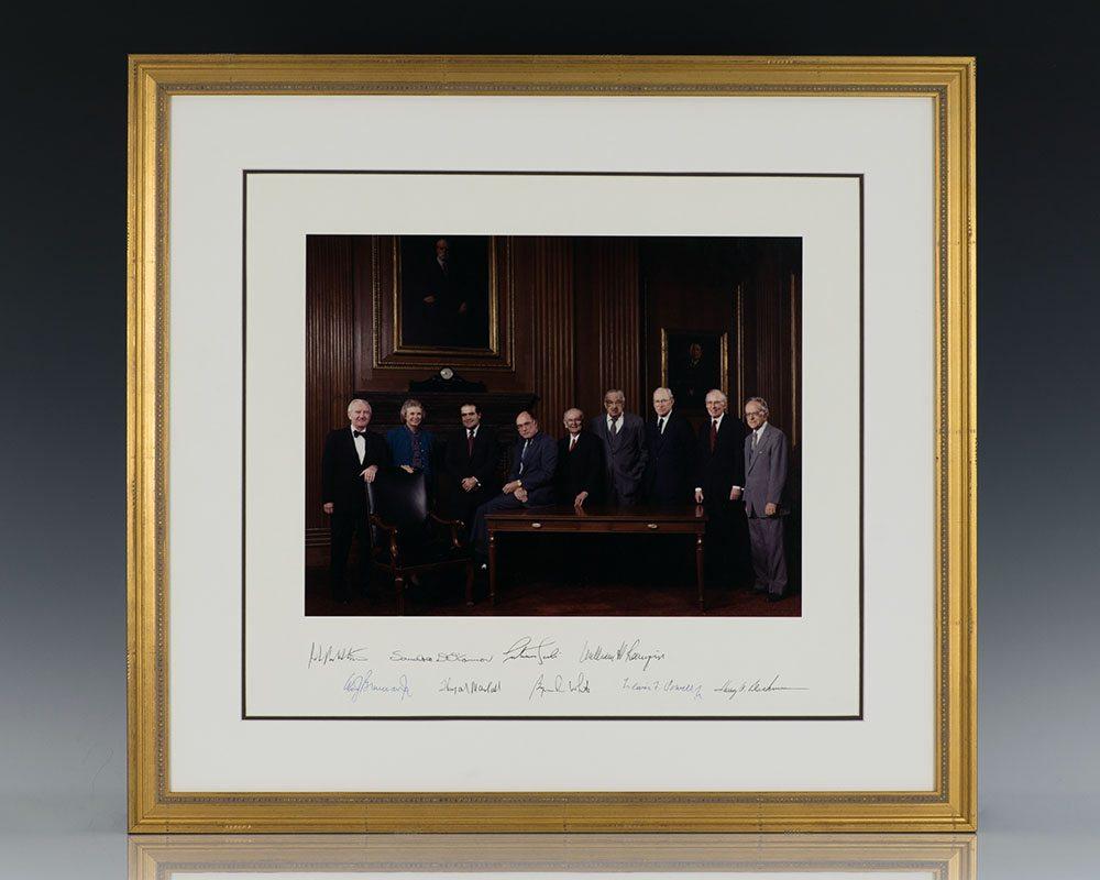Rehnquist Supreme Court.