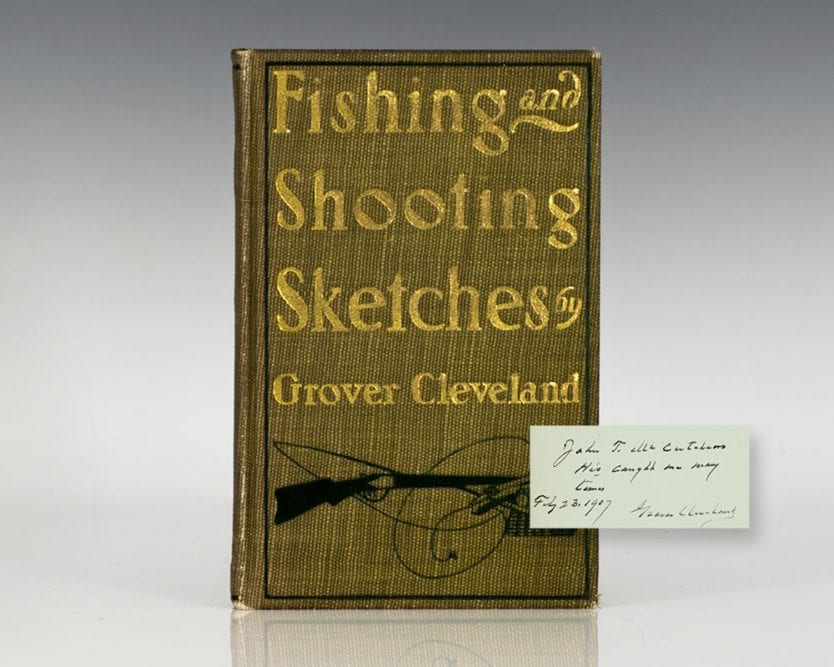 Fishing and Shooting Sketches.