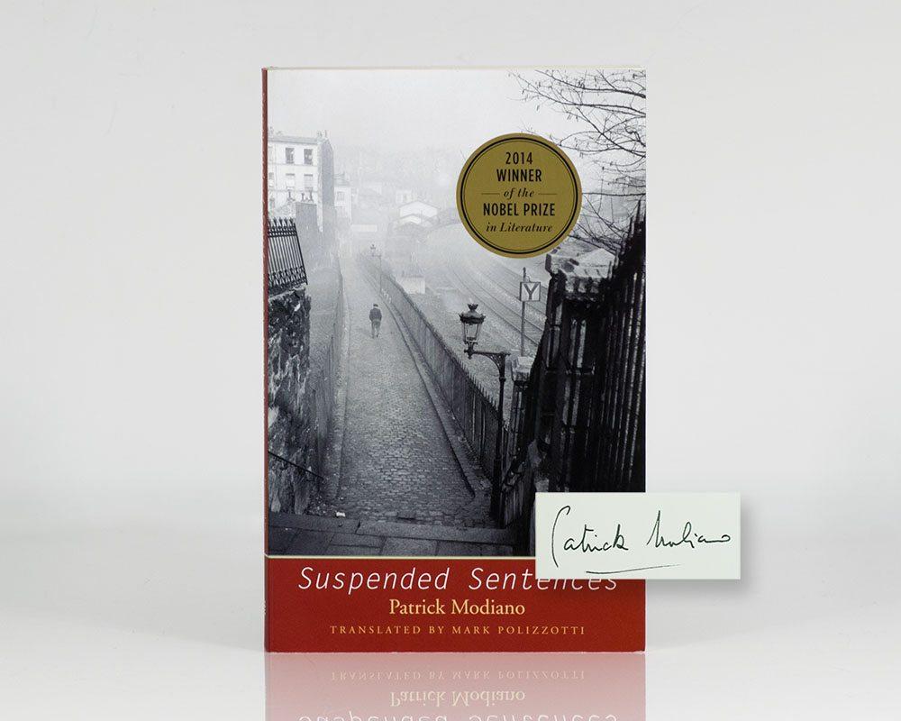 Suspended Sentences: Three Novellas.