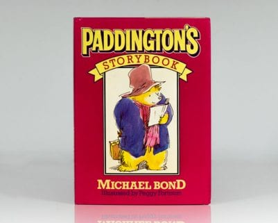 Paddington's Storybook.