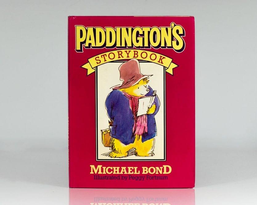 Paddington's Storybook.