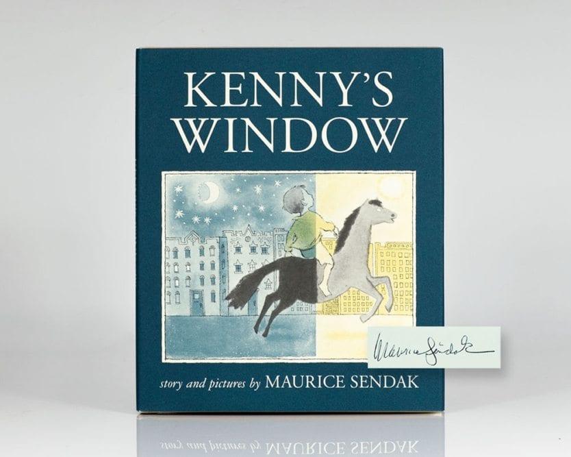 Kenny's Window.