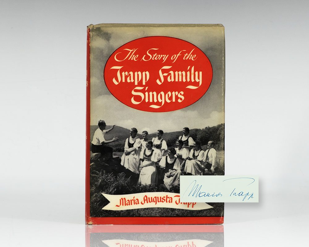 The Story of the Trapp Family Singers.